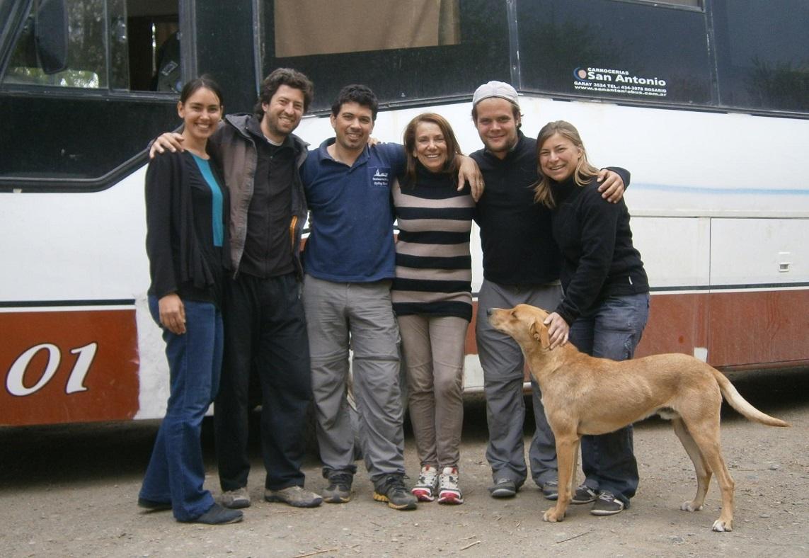 Talleres de Go en Los Glaciares   Asociación Argentina del Juego de Go